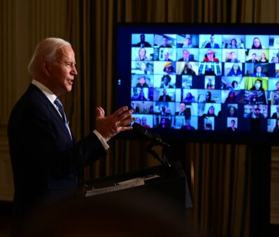 Biden Swears in Presidential Nominees Few Hours After Inauguration, warns staff to treat each other with respect