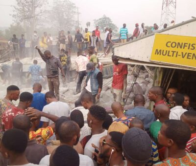 Several killed in fatal accident at Adekunle Ajasin, Akungba road (Photos/Video)