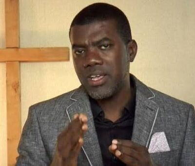 Reno Omokri blasts Lai Mohammed for saying Nigeria security is better under Buhari