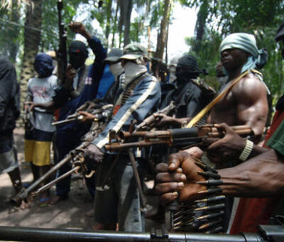 Insecurity: Gunmen abducts travellers in Osun