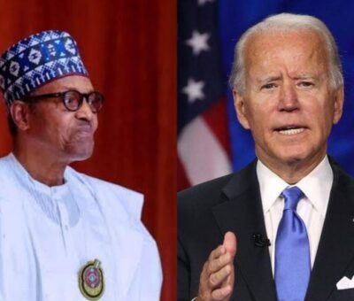 President Buhari Congratulates U.S President, Joe Biden and VP Kamala Harris