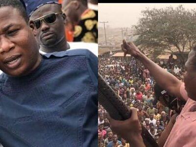 Fulani Herdsmen: Igangan community expresses gratitude to Sunday Igboho, others