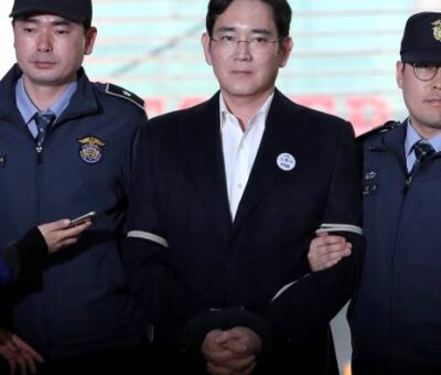 Breaking: Samsung chief, Lee Jae-yong, jailed for 2½ years over corruption scandal