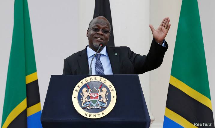 Tanzanian President Urges citizens to shun COVID-19 vaccines, emphasises on prayers