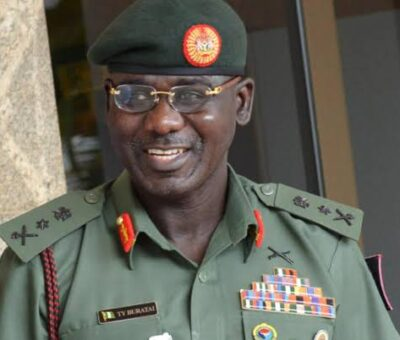 """""""We will do better to address insecurity in the country""""- Nigerian Army"""