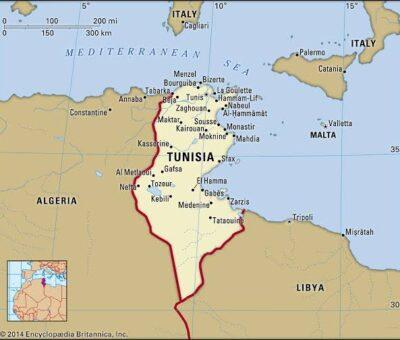 Tunisian citizens protest over police repression, corruption and poverty