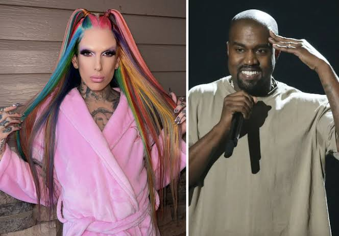 Jeffree Star denies having an affair with Kanye West