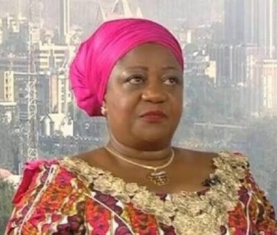 """Those who instigate violence in Nigeria should be dealt with like Trump""-  Lauretta Onochie"