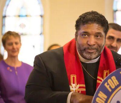 Popular Civil rights leader, Rev. William Barber to deliver homily at President Biden's inaugural prayer service