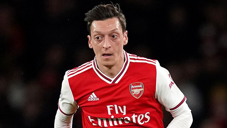 Mesut Ozil set to terminate his contract with Arsenal