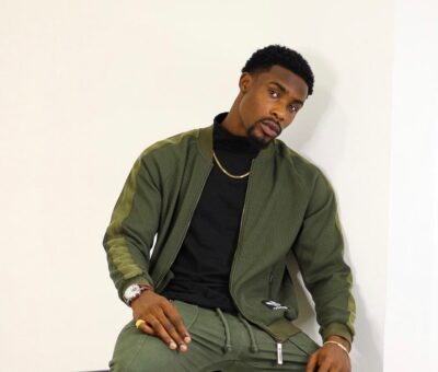 Ex. BBNAIJA Housemate Neo Rejoices as he Travels Outside Nigeria for first time