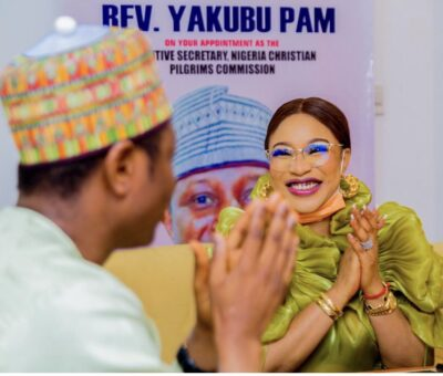 Tonto Dikeh reacts to NCPC statement denying her appointment