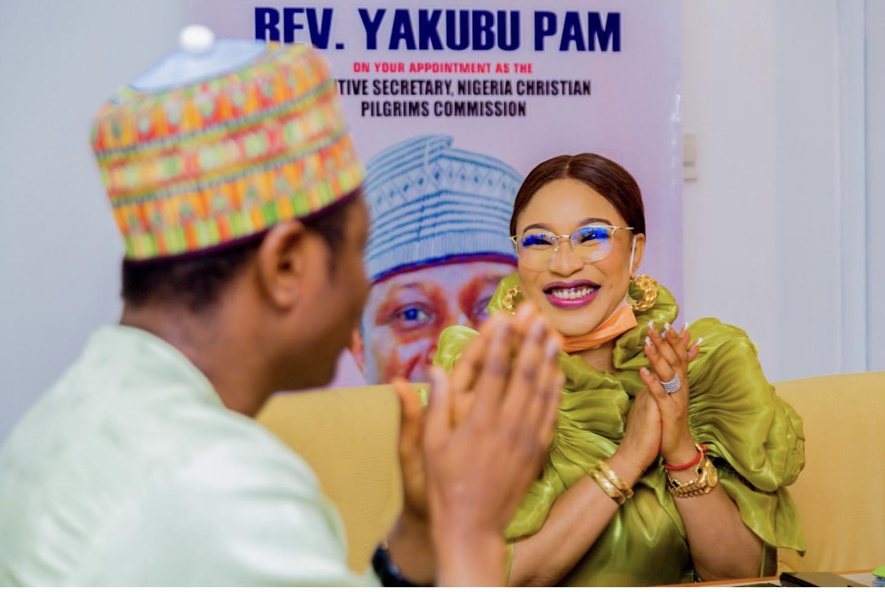 NCPC denies appointing Tonto Dikeh as an ambassador for Peace building