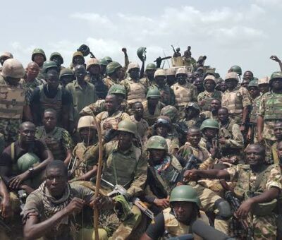 Nigerians Condemn deployment of soldiers, helicopters to Orlu, Imo state