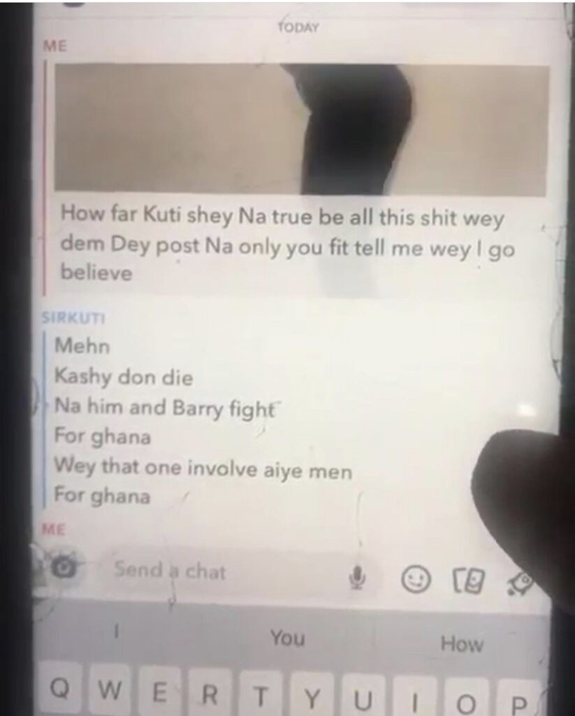 Update: Barry Jhay linked to Kashy Godson's death, arrested in Ghana