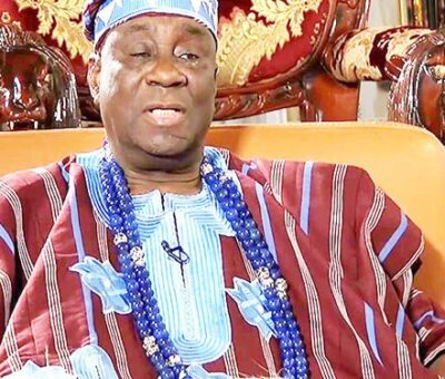"""""""EndSARS protesters stole $2M from my palace"""" – Oba of Lagos"""