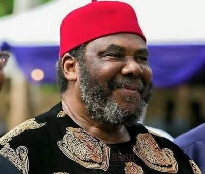 """""""When your husband is going to have an affair outside, put a packet of condom in his bag""""- Pete Edochie advises women"""