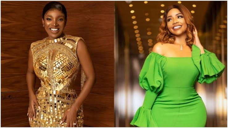 """""""The blind leading the blind"""" – Nigerians drag Nengi and Annie Idibia over new movie role"""