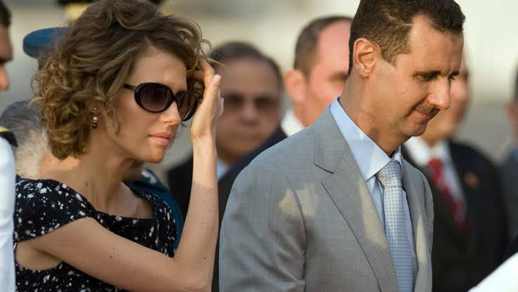 Syria President Bashar al-Assad and wife test positive for Covid-19