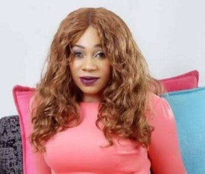 Nollywood Actress, Maryam Charles slams fans who tattoo celebrities on their body