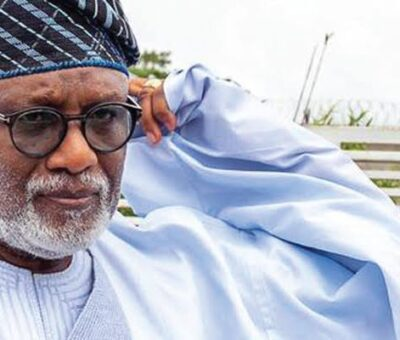 Gov Akeredolu Bans NURTW, order them to vacate all parks in Ondo