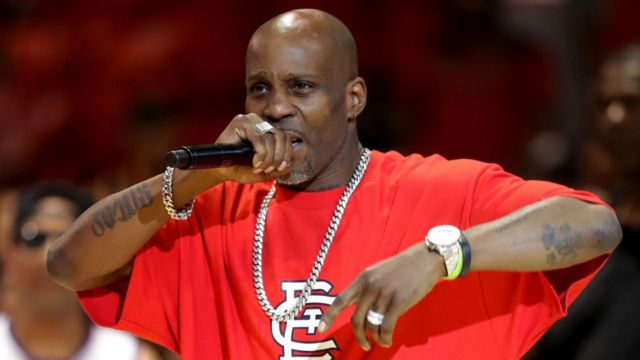 American rapper, DMX hospitalized for drug overdose