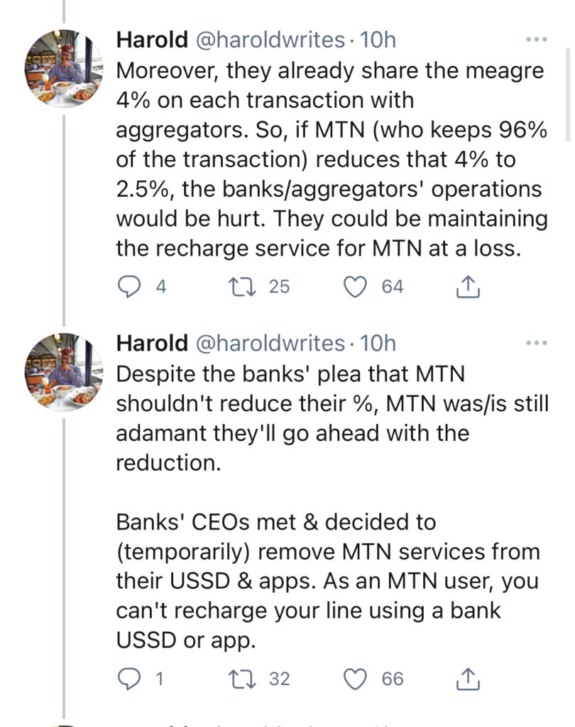 Explainer: One expert says this is why you're unable to purchase MTN airtime via USSD