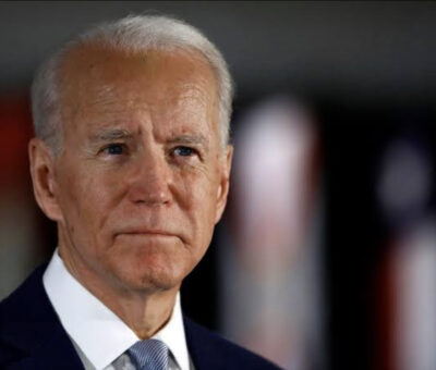 President Joe Biden reacts to the murder of another black man, Daunte Wright