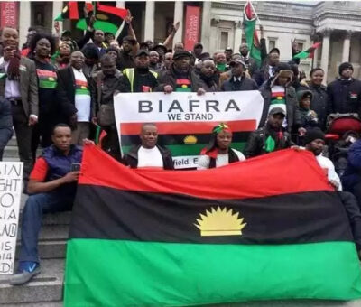 IPOB threatens one month sit-at-home protest in South-East if…