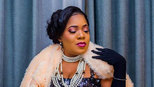 """""""Stop looking at other people's success to measure your own"""" – Nollywood Actress, Toyin Abraham"""