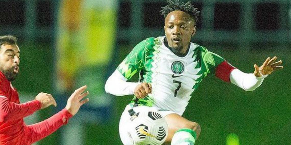 Ahmed Musa joins Kano Pillars