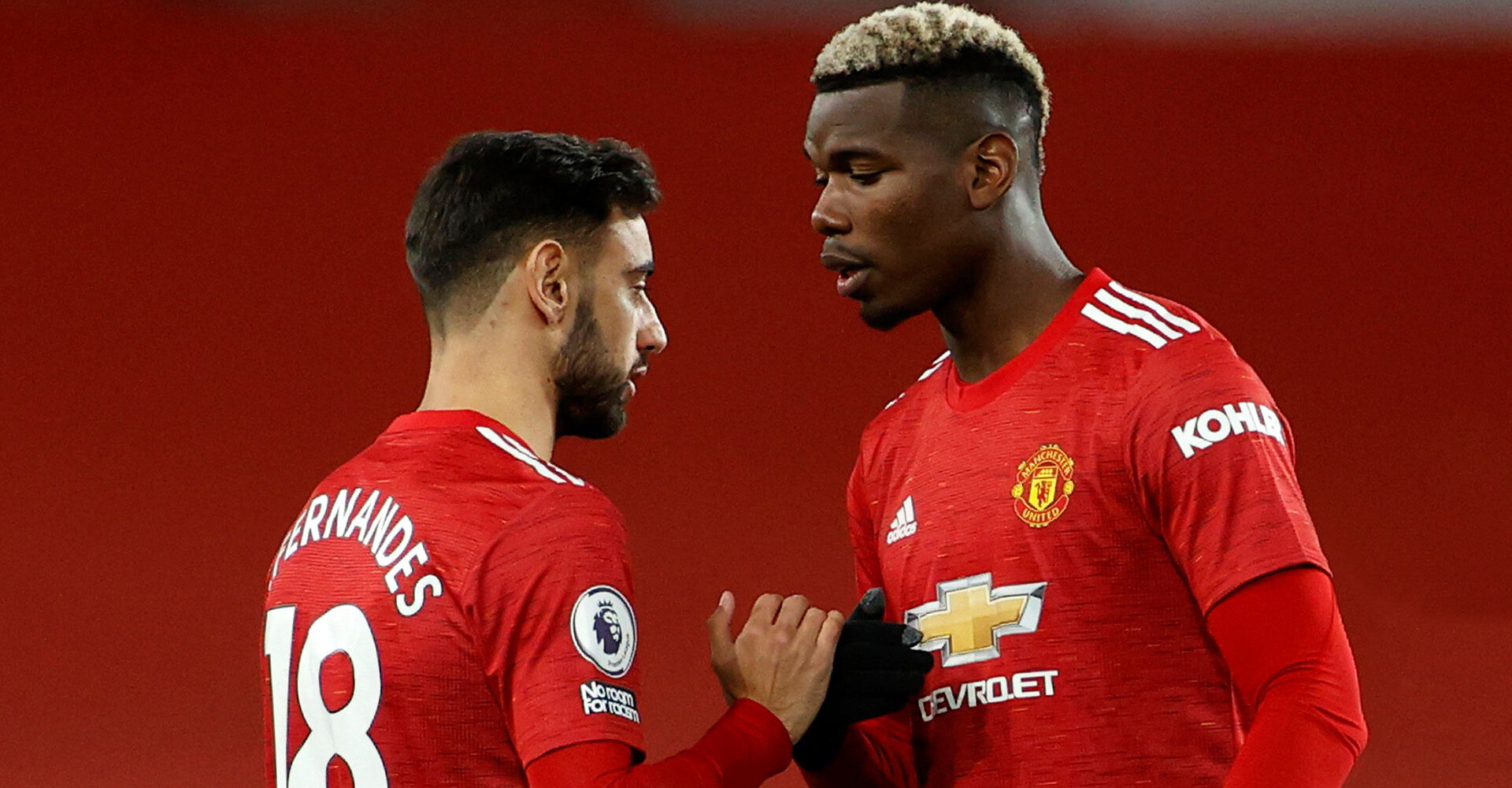 """Bruno Fernades do everything really, except defending""- Pogba"