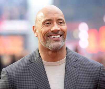 Dwayne 'The Rock' Johnson hints at running for American Presidency after poll shows nearly 50% would vote for him