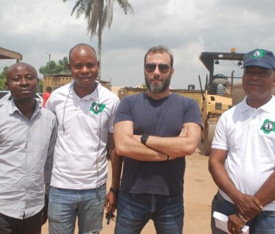 """""""The challenges of lockdown, devaluation of Naira, ENDSARS and COVID-19 pandemic affected us""""- Contractor handling Ibadan/ Iseyin Road reveals"""