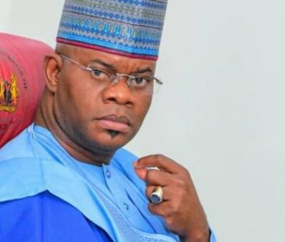 """""""Kogi State is the most secured place in the country""""- Governor Yahaya Bello"""