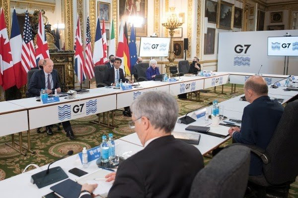 G7 Countries pledge to put an end to fuel and diesel consumption by 2030