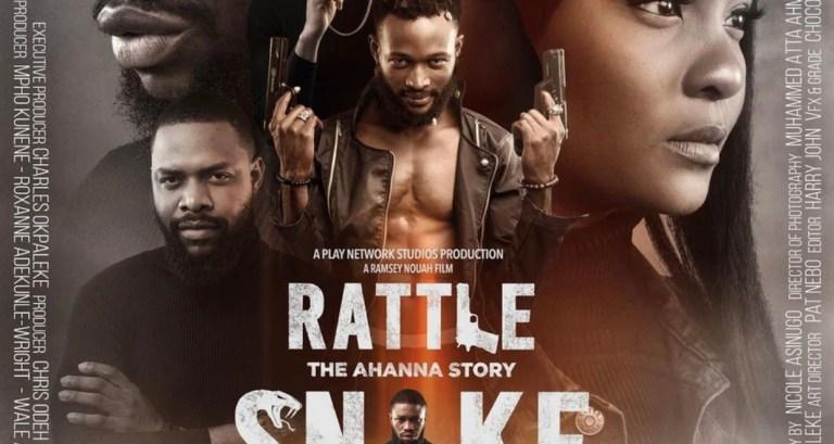 'Rattlesnake: The Ahanna Story' set to premier on Netflix