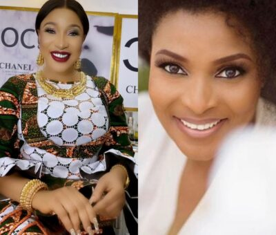 You tired to reach out as a support and pillar in my trying times, Tonto Dikeh mourns Ibidunni Ighodalo