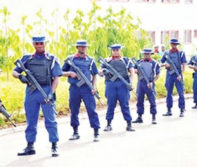 NSCDC official kills Bus Driver in Rivers State