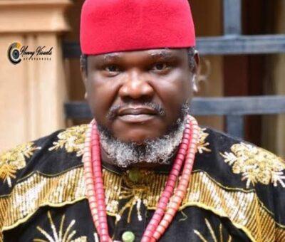 Nollywood Director, Ugezu J Ugezu sends out a strong message