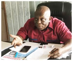Gunmen raze Commissioner Declan Emeluba house