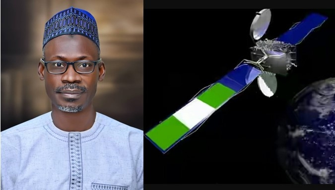 'Nigeria's satellite has expired, Now functioning on 'Grace'  - DG of National space Agency says