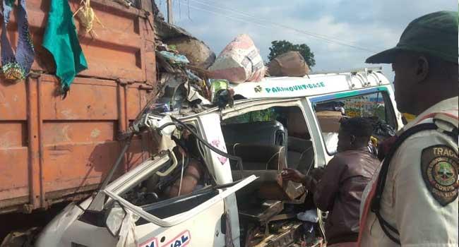 13 Die, 12 Injured In Lagos-Ibadan expressway Accident
