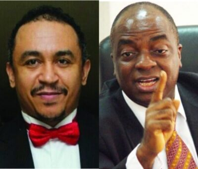Daddy Freeze reacts to Bishop Oyedope allegedly sacking his pastors for not generating enough income in their branches