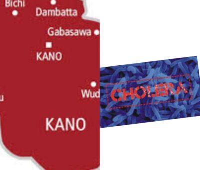 169 killed, 191 hospitalised as Cholera ravages Kano LGAs