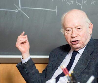Nobel laureate, Steven Weinberg dies aged 88