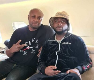 Davido unfollows Isreal DMW on Instagram after suspending him as   crew member, see why