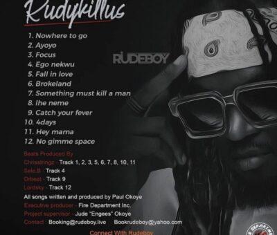 "Singer, Paul Okoye Announces Release of first solo album, ""Rudykillus"""