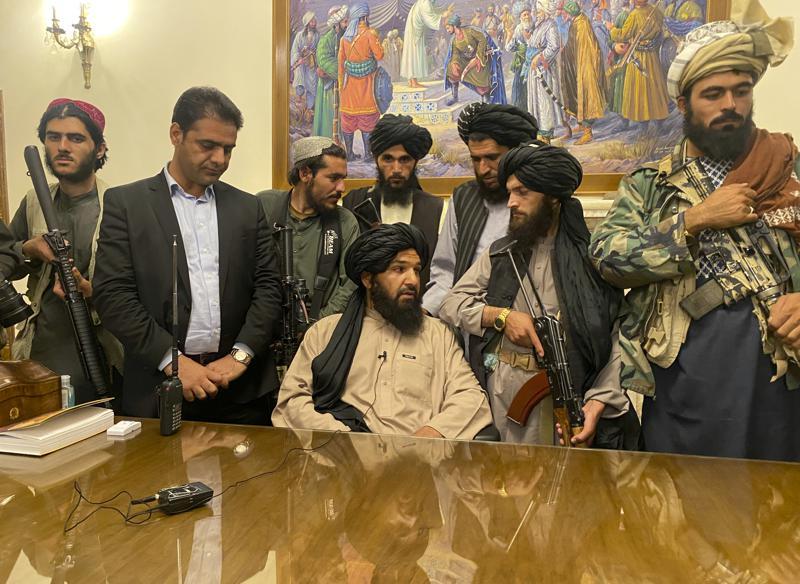 Taliban renames Afghanistan as Islamic Emirate of Afghanistan