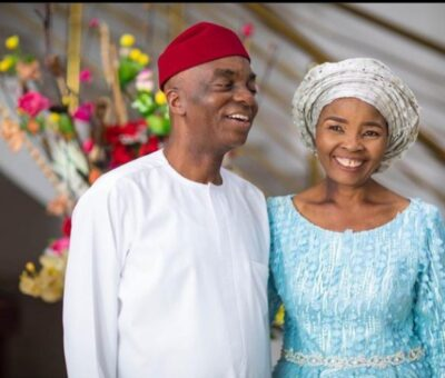 Any woman who questions the position of a man in the family should be regarded as being under a demonic influence- Faith Oyedepo